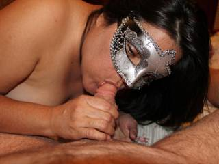 Nothing better than having a hard cock in my mouth...except a hard cock shooting its cum in my mouth too!