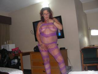 and now the purple one and how does her nice nipples look please let us know ok