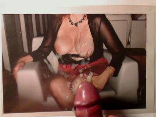 stroking and cumming for s_does again - don`t miss the video!