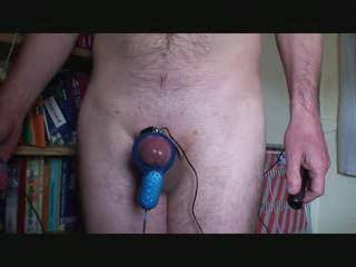Excellent, was great to watch your cock grow and squirt, imagine how much more you would of blown with anal vibe. Cheers