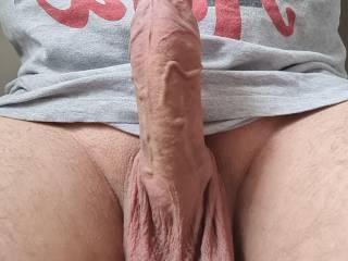 Waht do you think?  I need my cock sucked