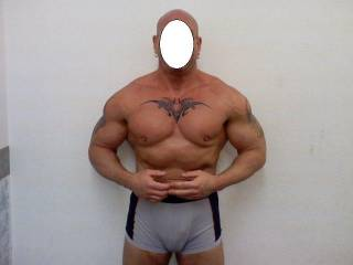 I LOVE THIS PIC OF MY MANS BIG BULGE IN COCK.