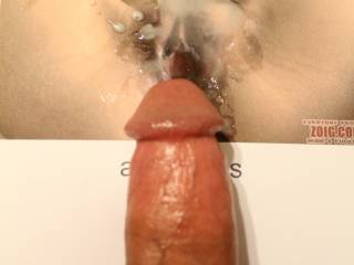 She wanted loads of cum, how could I resist that sweet pink pussy open for the taking? I love it, this was the 6th load on her pictures today!! So many cum shots, videos and pictures taken with this hottie, I love her beautiful face!