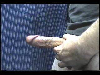 """Some easy stroking; what I nicknamed this style of self loving as """"Random Jacking"""". Don't know why, it has a nice ring to it. lol. Always a cum package at the end for you"""