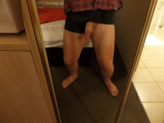 what do you think, could you help him to get fully hard