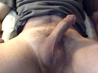 great cock to bad my wifes not with me here till  I would still play with it anytime