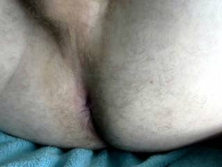 Nice and smooth,ready for a cock,or finger