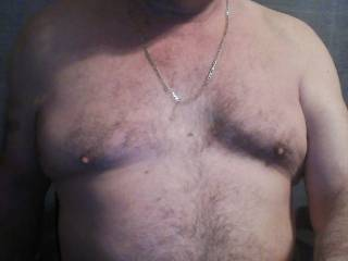 wife says I have small nipples what do you think?