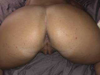 Her perfect ass and pussy