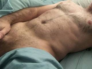 Any women care to be next to me and enjoy my morning wood?