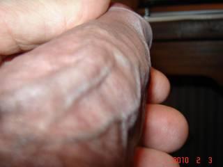 Ringed Cum ! Thick & Full Veins !