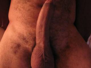 Ooooo, I'd love to slide my pussy all over that gorgeous cock.....then suck it.  K