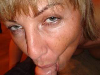 good girl = suck him hard suck him dry suck him deep n make him cum on your face n TITS :))))