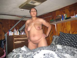 I LIKE HER,SHAVED PUSSY AND ALL...