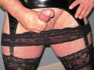 Just had to pull my panties down and have a nice wank.  Would anyone like to help me out?