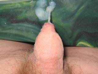 Cuming on the bathroom sink. What do you think?