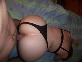 Anyone like to see the pic of me being fucked in ass?