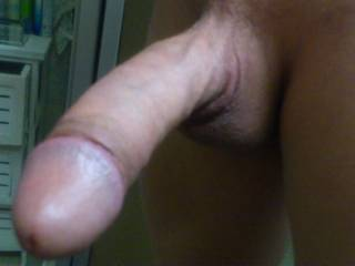 Mmmmm, your big shaved dick gave my wet pussy an urgent need to be penetrated...