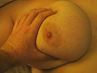 Former fuck buddy GG-her tit size