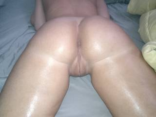 Mmm...lick that ass, then lick and suck her sweet pussy till she begs me to stop..love to feel those lips around my cock