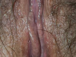My wife\'s juicy pussy.