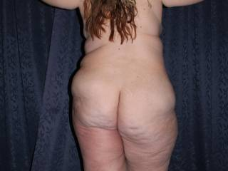 Check out my bbw butt!