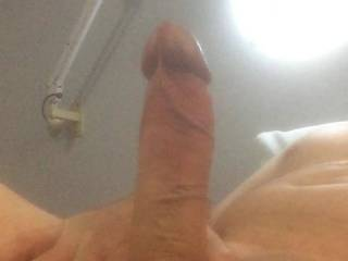 Was horny and had no one at my immediate disposal to strip and play with so I stripped off in full view of neighbours, pulled my already throbbing cock and hit record to share with you. Hopefully your comments, messages etc will inspire me to do it again!