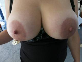 hubby says my boobs are my best asset what do you think