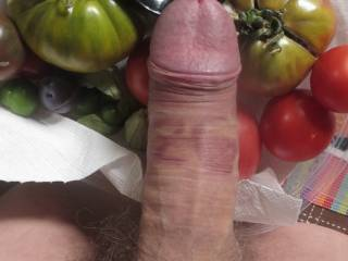 Is preparing a tomato salad cooking too?  Let me stir your meat with my dick and get some cream