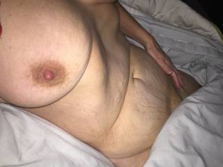 Before I was fucked. Does this look fuckable to you?