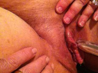 pussy getting bigger for cock or pussy