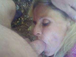 She sucked my Dick soo good