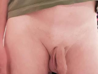 Just shaved,its so soft n smooth..wanna feel?