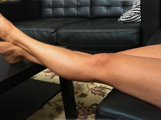 for my legs and feet fans :)
