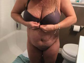 ever think of cumming on her tits