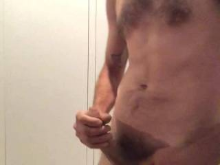 Who would like to help me stroke my big cock