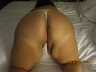 Very hot! Tell her that ass awesome.