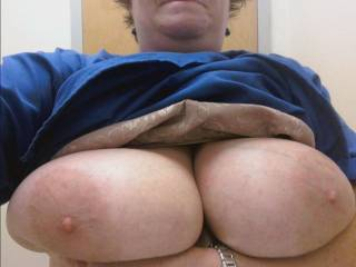Love her tits, they have me so hard!