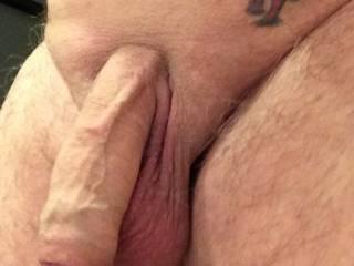Would any one like to make me hard and do you like my foreskin half and half ?