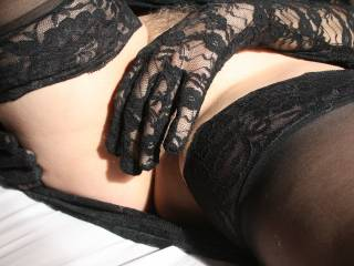 After watching you tease your clit through your panties, I would love to lick you a big climax.