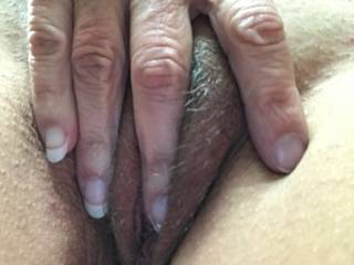 My boy toy wanted a pussy pic. I was at work and had a skirt on, so I thought, what the hell. I got caught by a coworker, wondering what he wants to keep his silence?! What would you want?