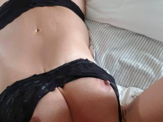 Horny as hell.. and alone..