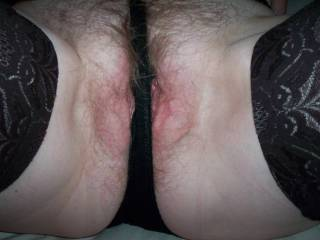 Mature hairy pussy,want to see more,comments please