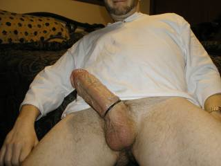 Ripe and Hard. Can You Take this One All the Way Down Your Throat ?