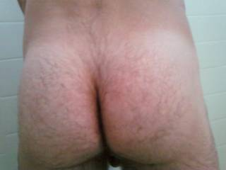 what do u think about my small hairy ass?