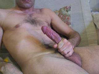 I am sure that dick would feel amazing both inside my pussy and my ass