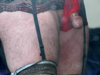 dick in panties