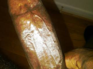 Wow! My cuckold and I would love to sit on that Big Beautiful Cock and spin for awhile! I will let cuckold clean us up too! C