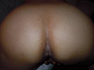 As soon as my husband\'s friend touched my ass, I started dripping pussy juice down my leg.