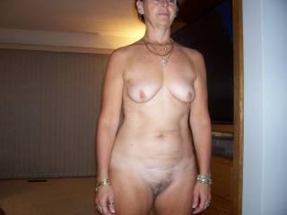 the fucking slut totally naked